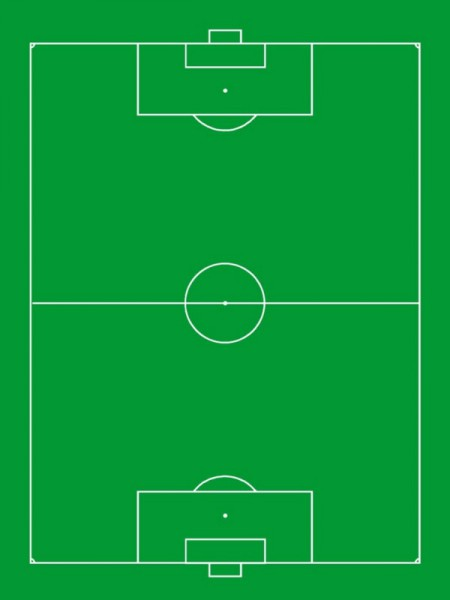 soccer field diagram for coaching