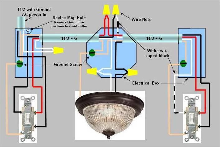 3 way switch diagram pdf
