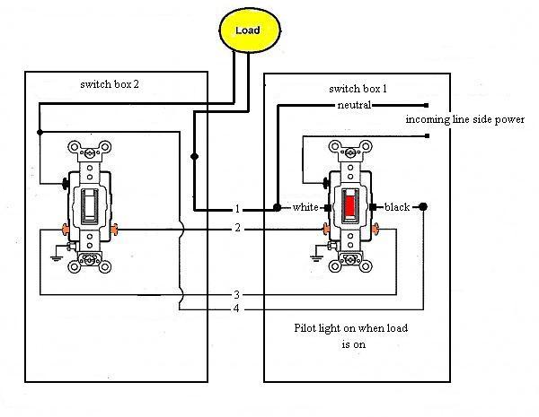 3 way switch diagram photos