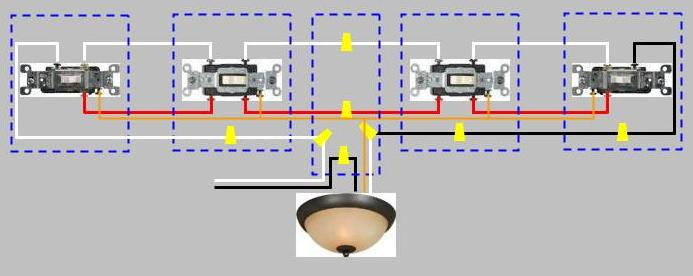 4 way switch diagram telecaster