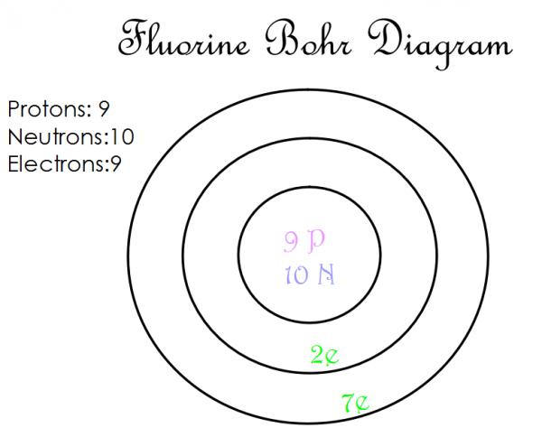 bohr diagram worksheet