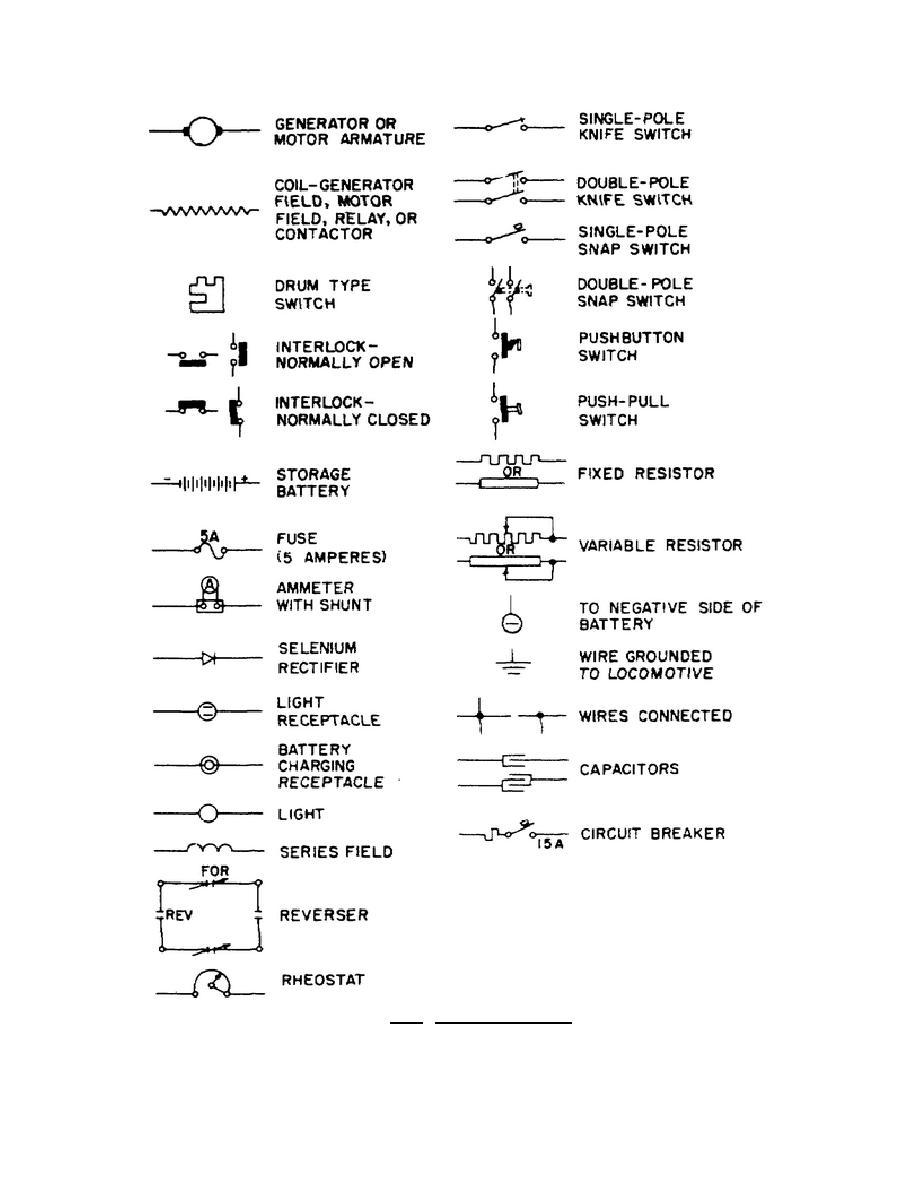 electrical diagram symbols connectors