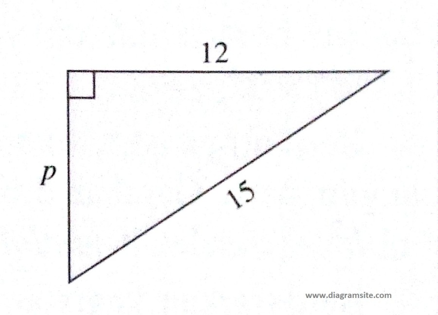 Pythagorean Theorem Diagrams Solve